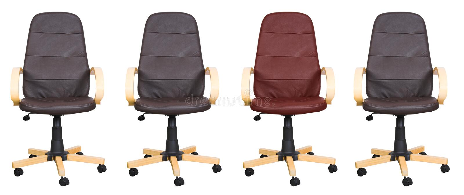 Download Business Chairs - Be Different Stock Image - Image of business, distinguish: 472355
