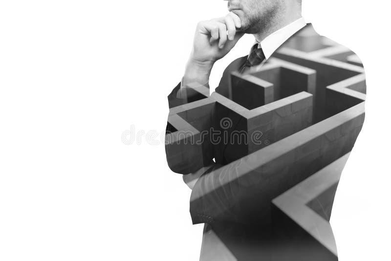 Business challenge stock photos