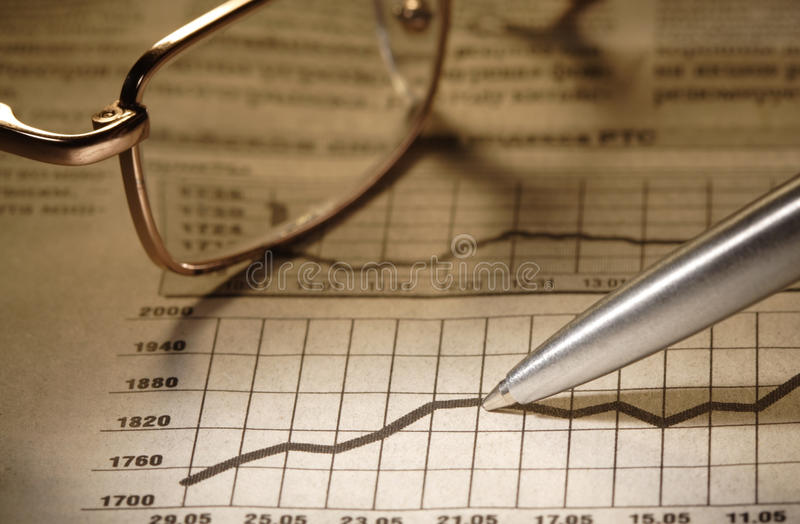 Download Business chart stock photo. Image of finance, currency - 13475662