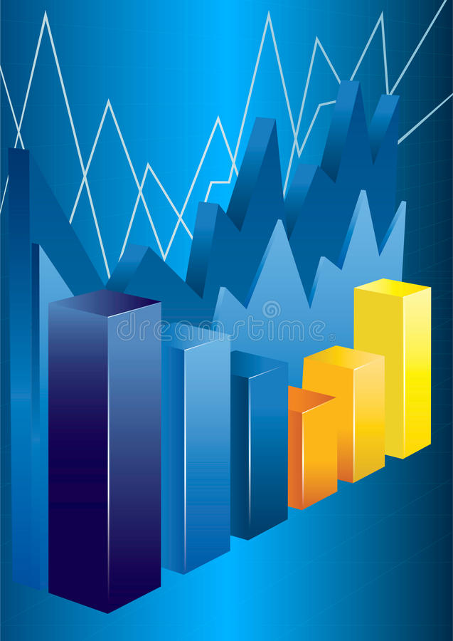 Download Business Chart stock vector. Image of chart, data, concept - 27284612