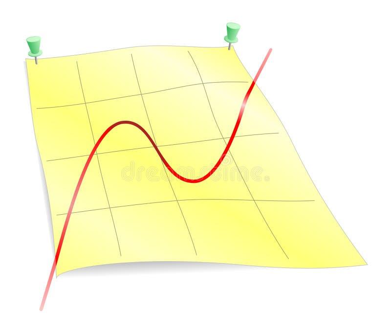 Download Business chart stock illustration. Illustration of background - 8760121
