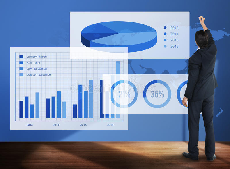 Download Business Chart Organisation Success Concept Stock Image - Image of global, organization: 71661859