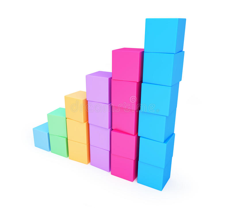 Download Business Chart With Toys Stock Images - Image: 28549994