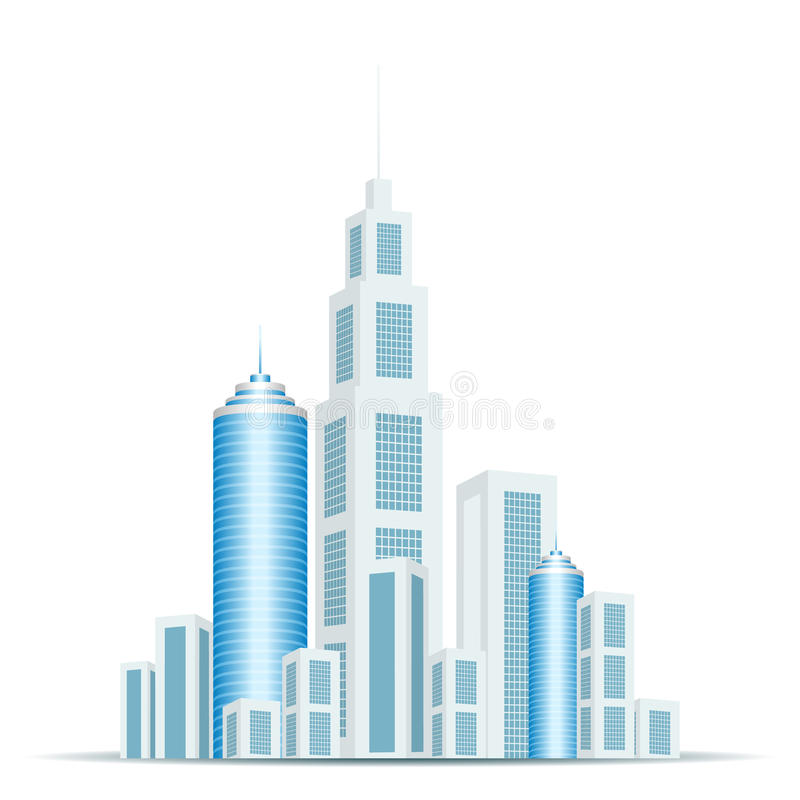 Business City Stock Photo