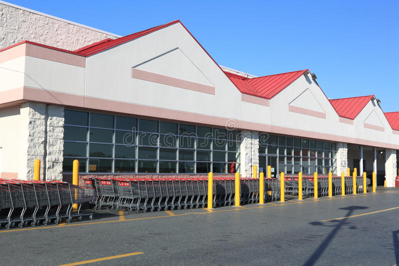 Download Shopping Warehouse stock photo. Image of close, cart - 34234530
