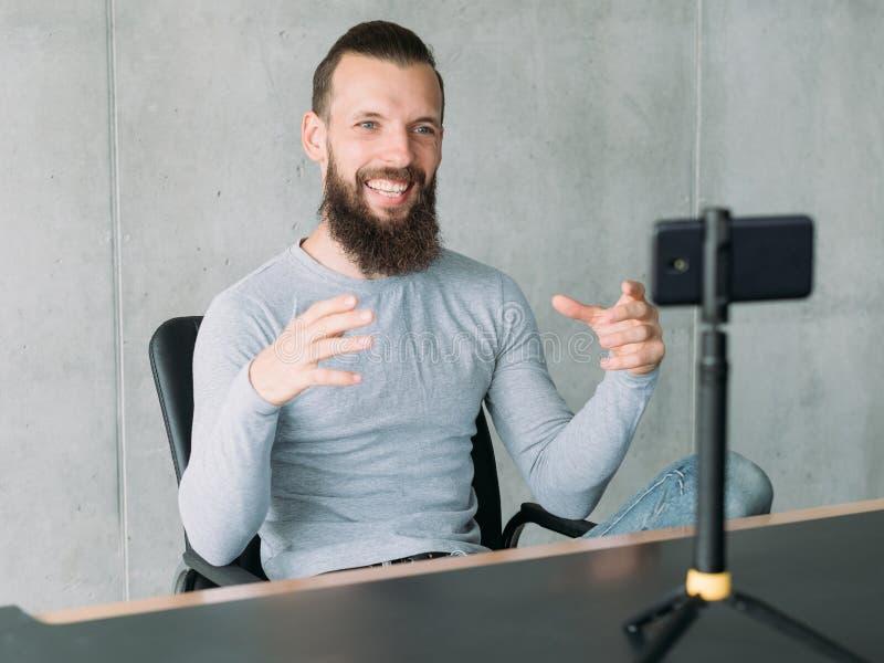 Business coaching man build successful career stock photo