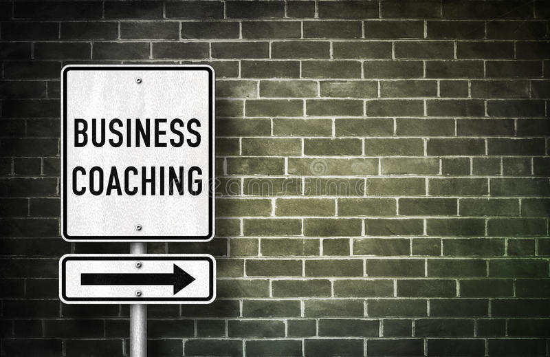 Business Coaching stock photography