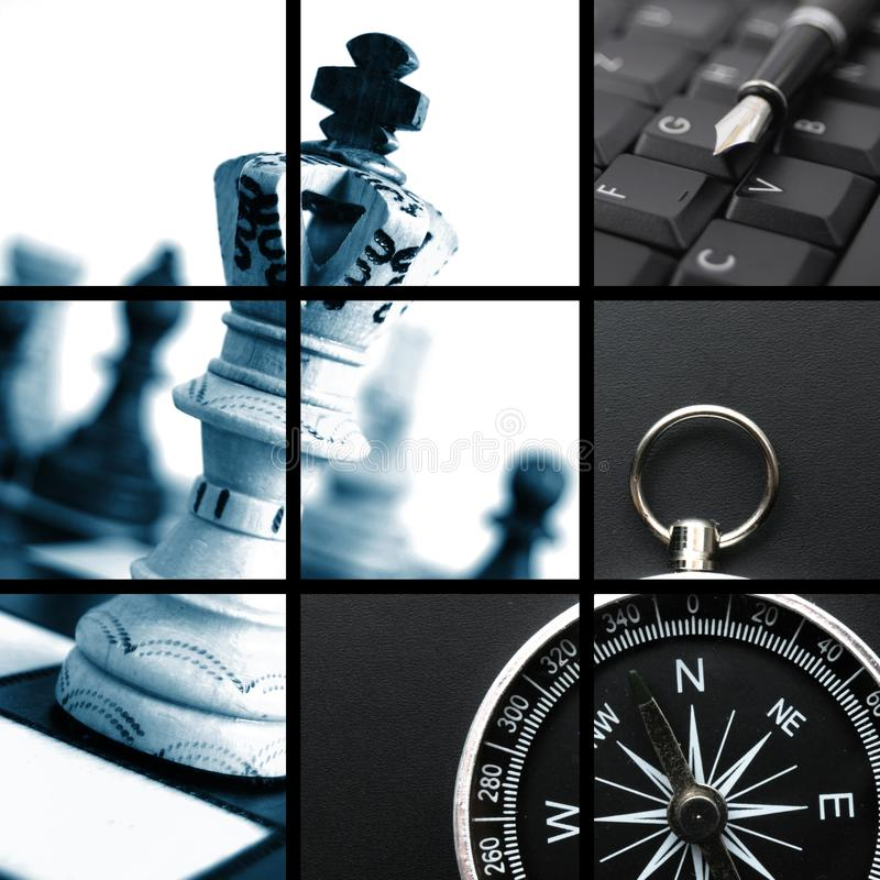 Download Business Collage Royalty Free Stock Image - Image: 13506146