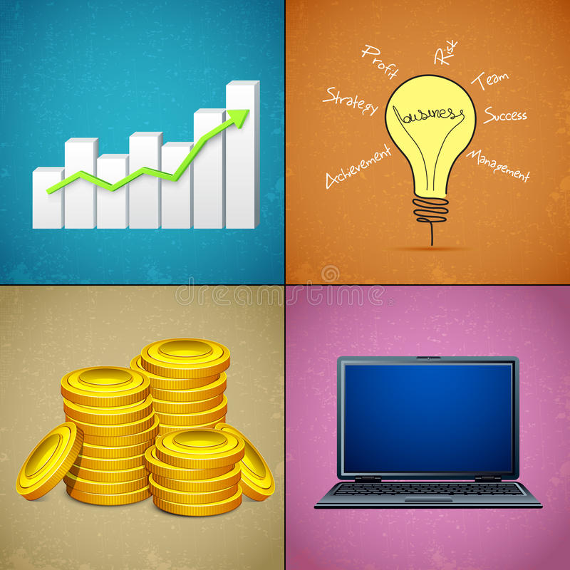 Download Business Collage Stock Photo - Image: 25934570