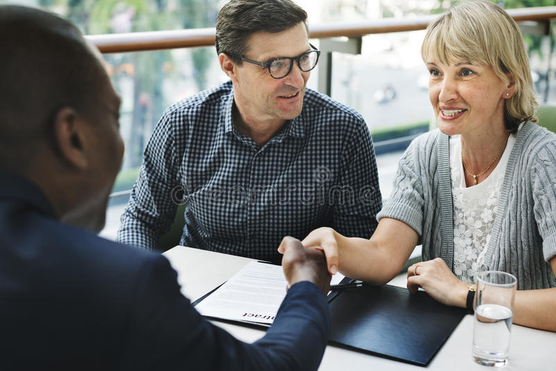 Business Communication Connection People Concept stock photos
