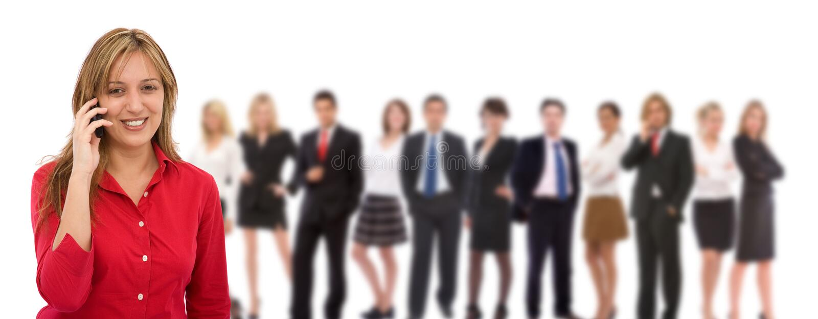 Download Business communications stock photo. Image of leadership - 10682292