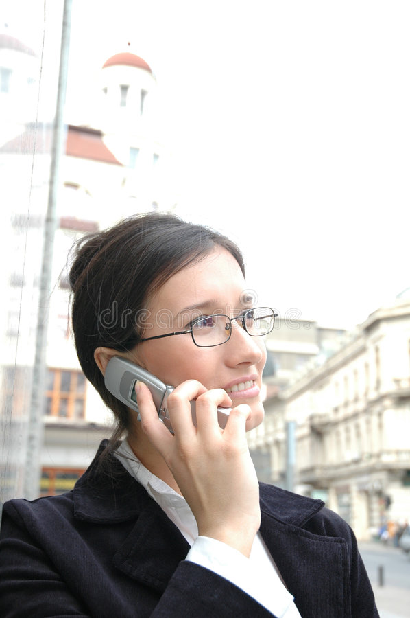 Download Business communications stock photo. Image of consult, building - 111634