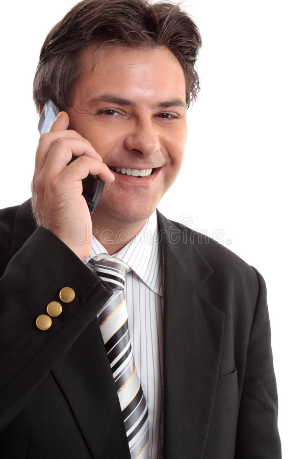 Business Communications royalty free stock photos