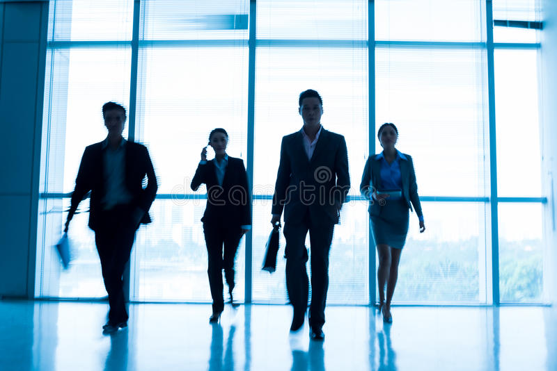 Business Company royalty free stock image