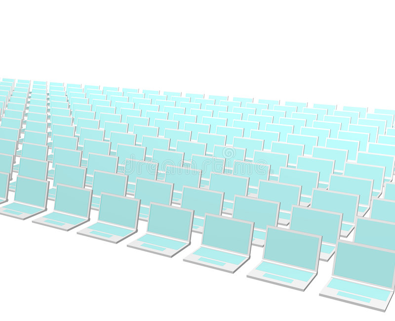 Download Business Computers Technology Abstract Background Stock Illustration - Image: 5457726