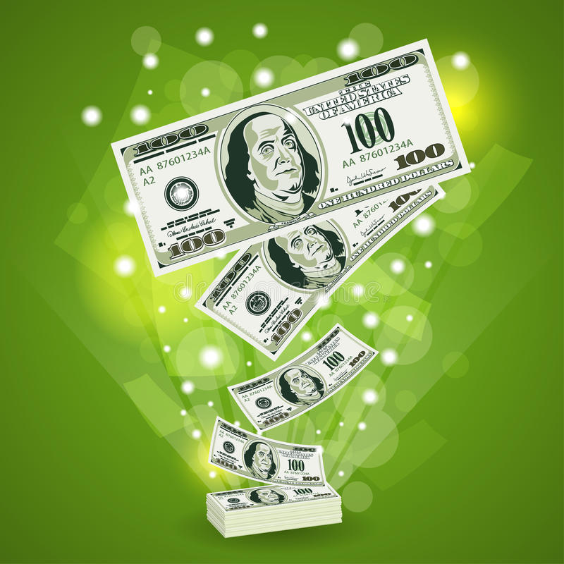 Download Business Concept stock vector. Image of economy, cash - 23500311