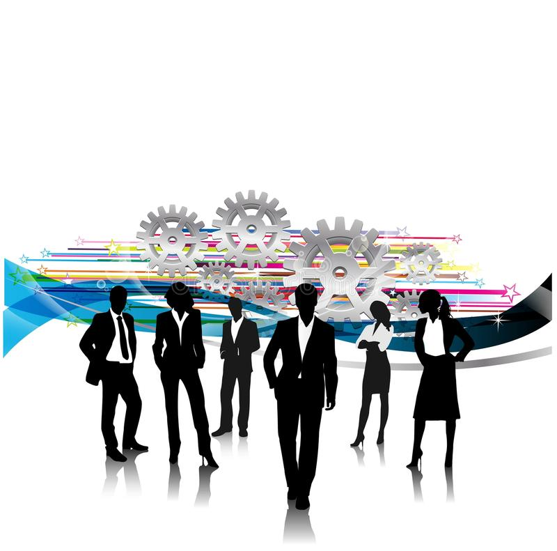 Business concept design vector illustration