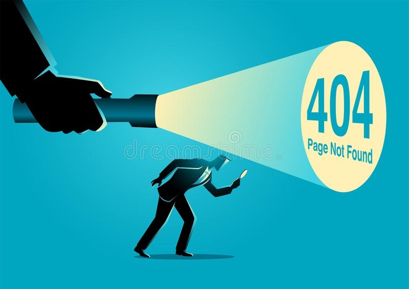 404 error page not found sign royalty free stock image