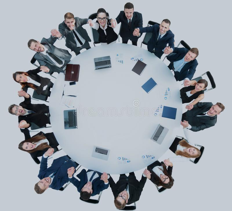Conference Training Planning Learning Coaching Business Concept royalty free stock image