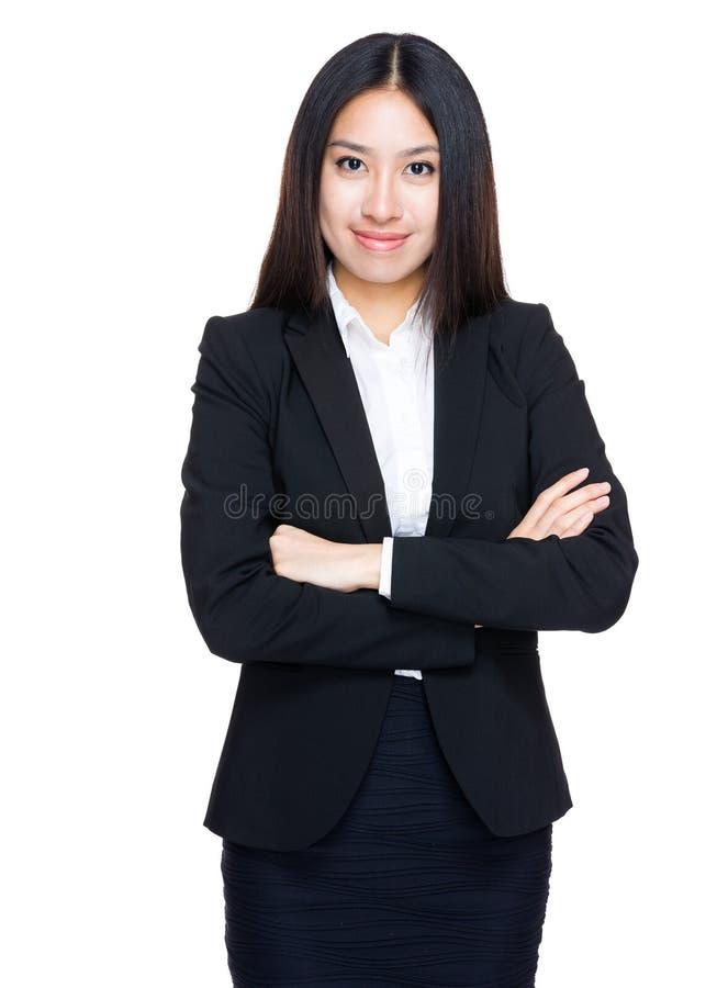 business confident woman στοκ φωτογραφία
