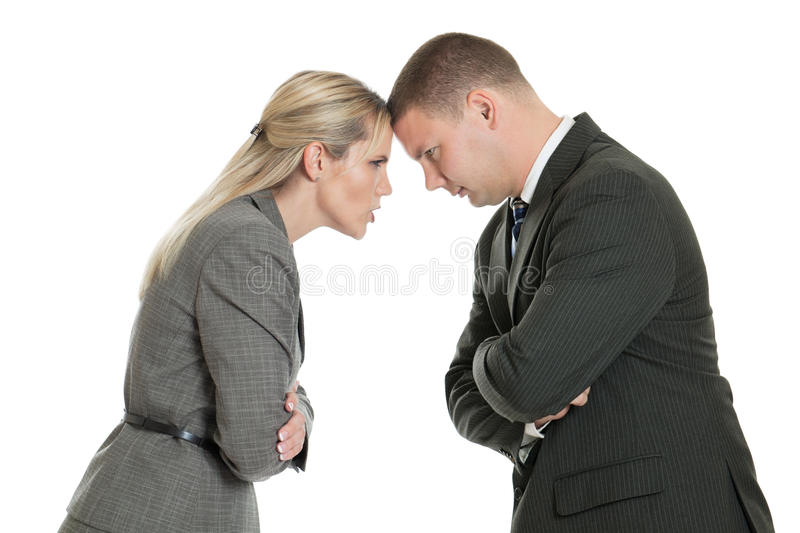 Download Business conflict stock image. Image of businesswomen - 22368013