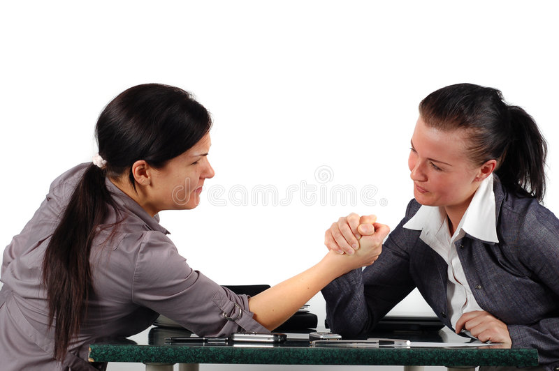 Download Business conflict stock photo. Image of female, businesswoman - 6014432