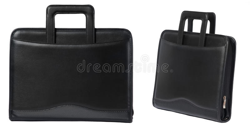 Isolated Briefcase stock photos