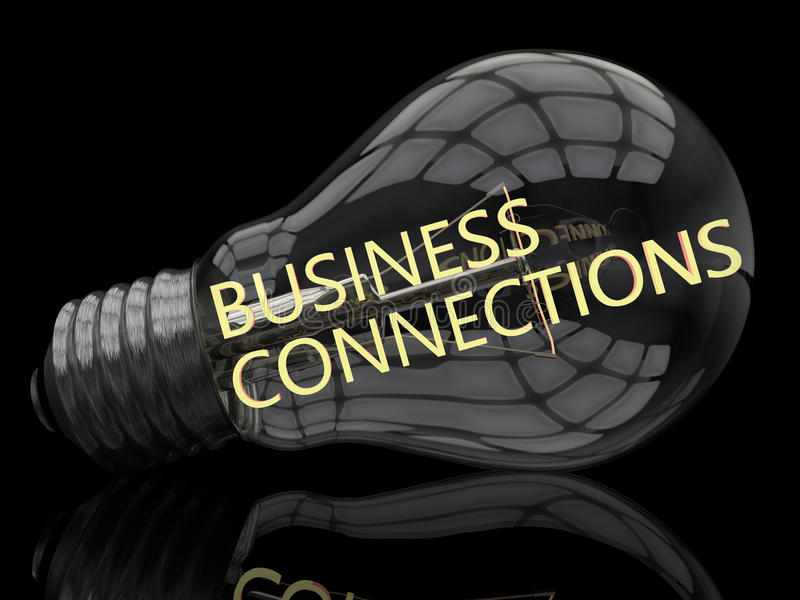 Business Connections royalty free stock photos