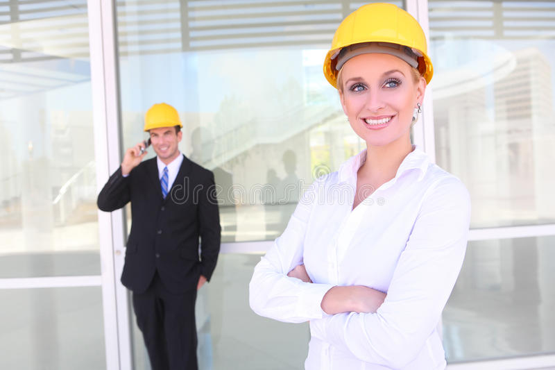 Download Business Construction Team stock image. Image of partner - 15362621