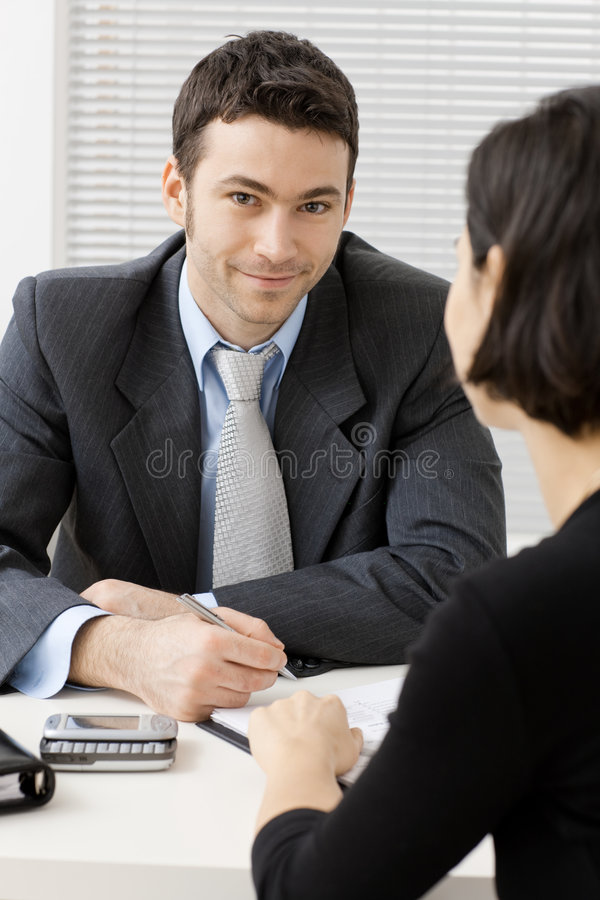Download Business consultant stock image. Image of consulting, collar - 8533973