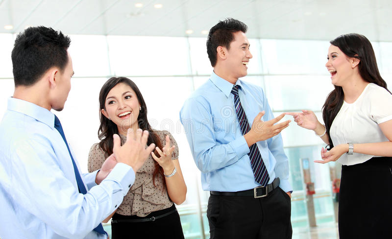 Download Business conversation stock image. Image of professional - 28807195