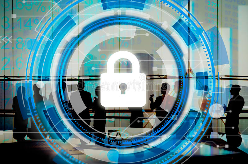 Business Corporate Protection Safety Security Concept. Business Corporate Protection Safety Security stock image