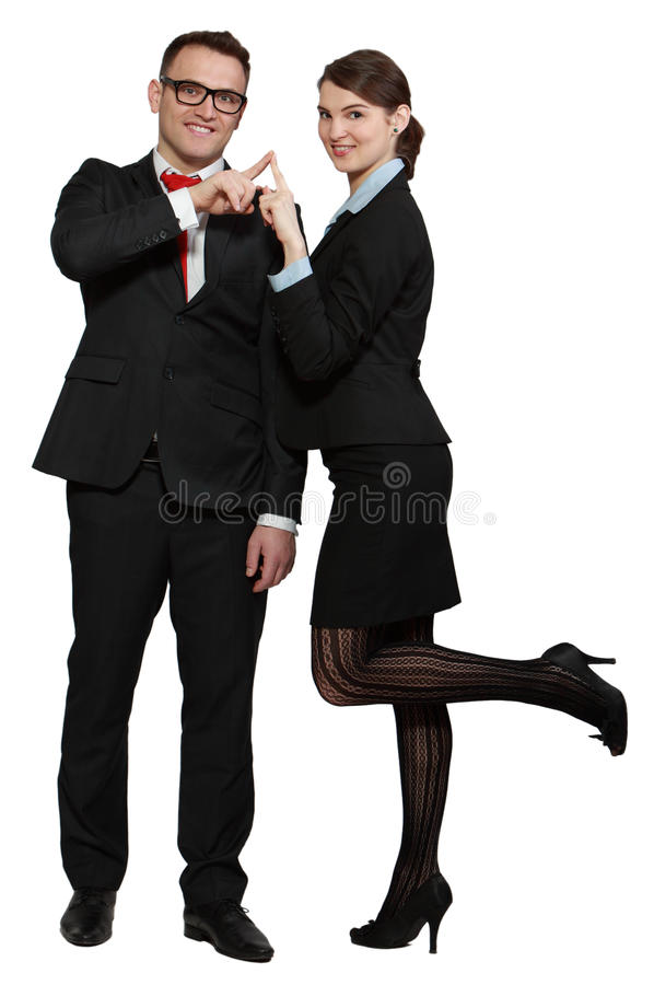 Download Business Couple stock photo. Image of management, teamwork - 30606854