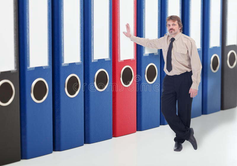 Download Business Data Archiving And Backup Concept Stock Image - Image: 23714463