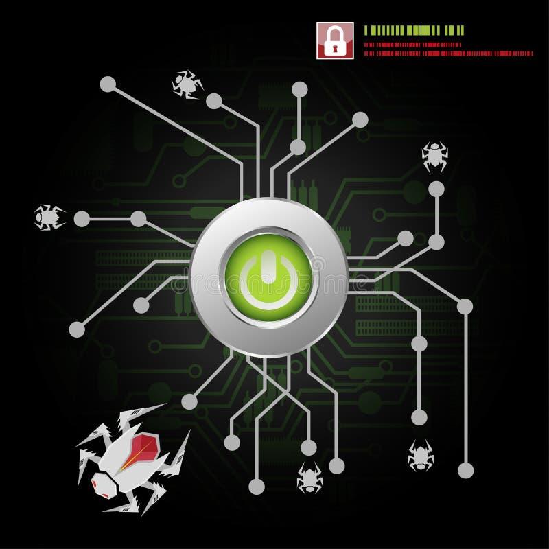 ஆன்லைன் இணைய மோசடிகள்  Business-data-has-been-encrypted-malware-attack-virus-encrypted-lock-file-show-bitcoin-ransom-malware-name-wanna-cry-94876615