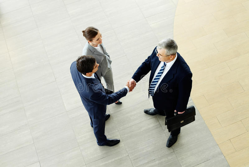 Download Business deal stock image. Image of formal, businesswoman - 26817105