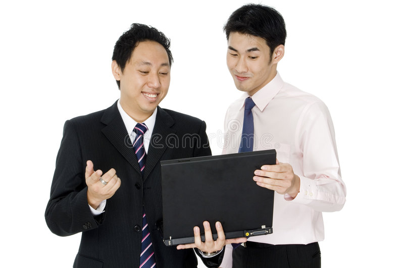 Business Dealings stock photography