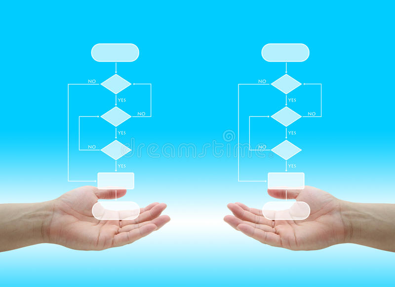 Download Business decision stock photo. Image of nodes, clustering - 21530242