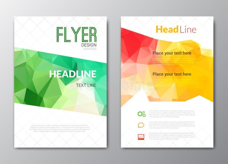 flyer with shapes seatle davidjoel co