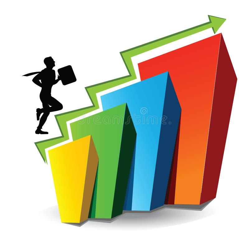 Download Business development stock illustration. Illustration of businessman - 16323973