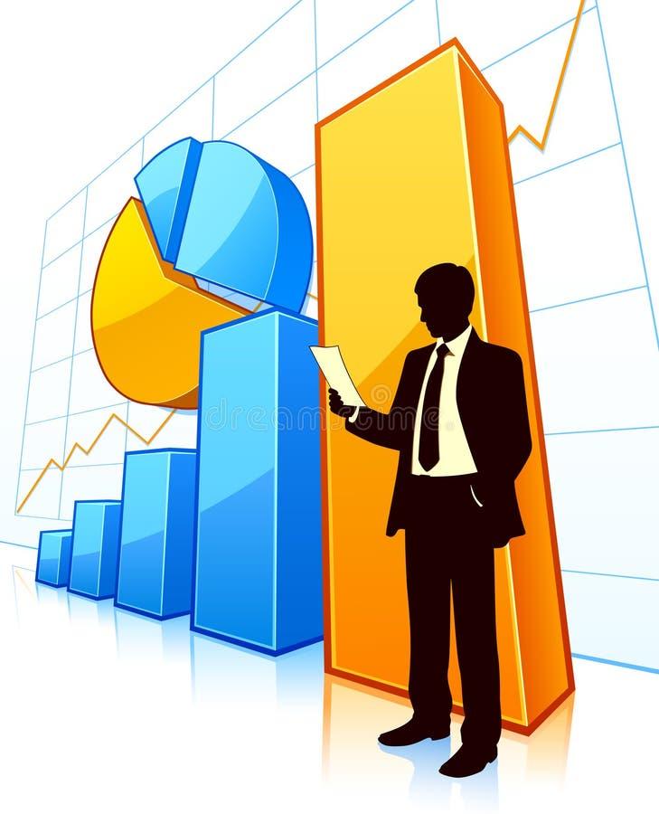 Business development royalty free stock photos