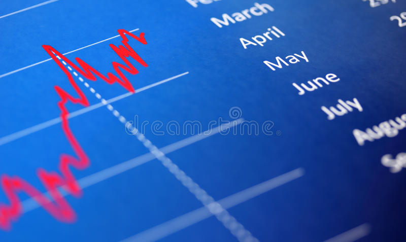 Business diagram royalty free stock image