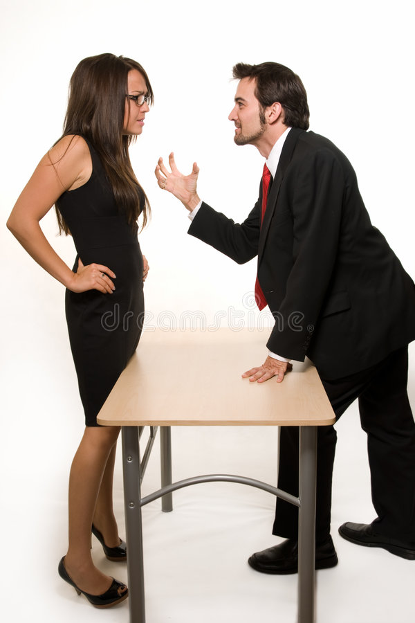 business discussion στοκ εικόνες με δικαίωμα ελεύθερης χρήσης