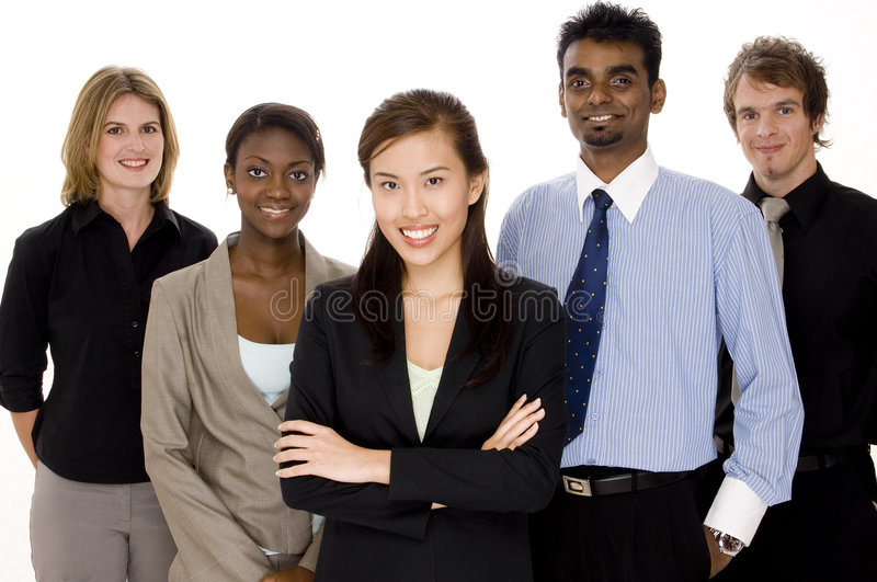 Download Business Diversity stock image. Image of colleague, black - 635467