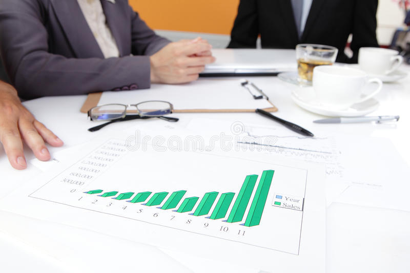 Download Business document stock image. Image of hand, busy, diagram - 32942655