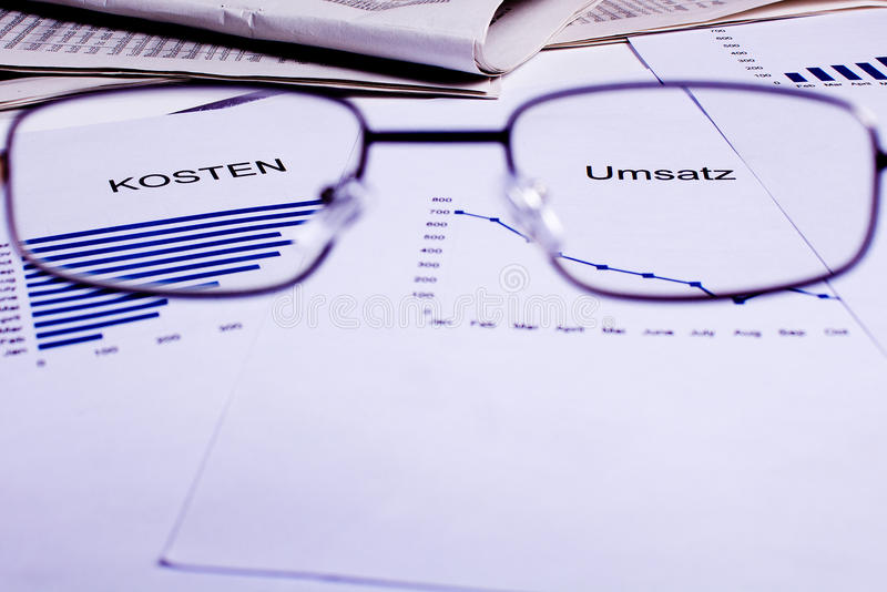 Business Documents Stock Photos