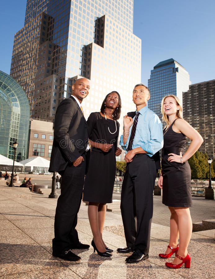Business Dream stock photography