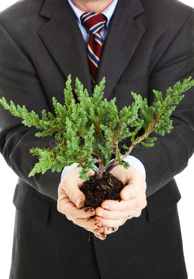 Business and the Environment stock photos