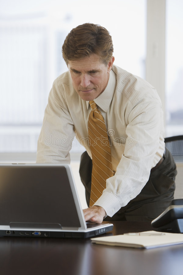 Download Business executive stock image. Image of conference, computer - 3274583