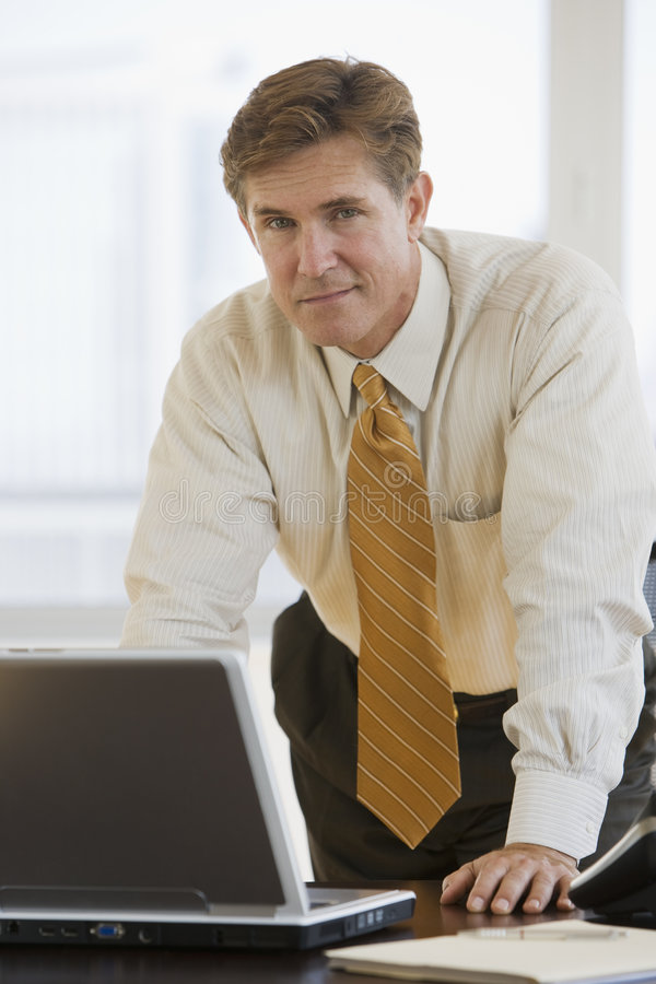 Download Business executive stock photo. Image of working, camera - 3274586